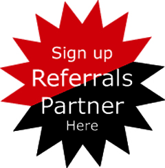 Referrals Partner Star